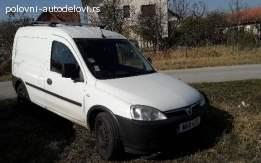 Opel combo delovi