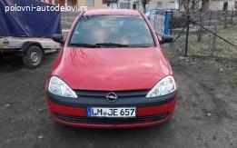 Opel corsa c polovni delovi