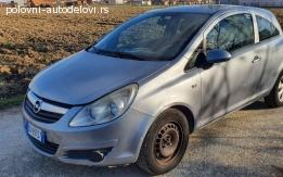 Opel Corsa D 1.2xep POLOVNI DELOVI