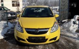 Opel corsa d polovni delovi