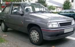 Opel Corsa kompletan auto u delovima