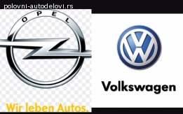 Opel i volkswagen delovi