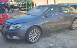 Opel Insignia 2.0 cdti A20 dth POLOVNI DELOVI