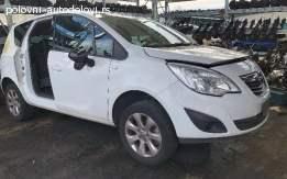 Opel Meriva B 1.4 t Polovni Delovi