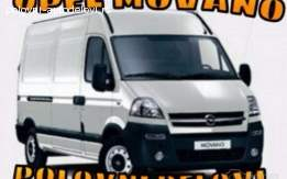 Opel Movano Reno Master Delovi