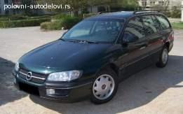 Opel Omega kompletan auto u delovima