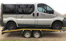 Opel Vivaro 1.9 cdti Polovni Delovi