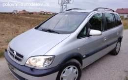 Opel Zafira A 2.2 dti Polovni Delovi
