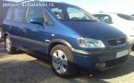 Opel Zafira A - DELOVI