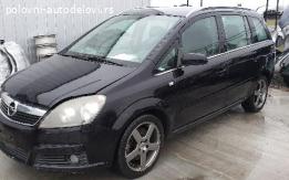 Opel Zafira B 1.9cdti 88kw POLOVNI DELOVI