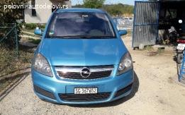 Opel zafira b polovni delovi