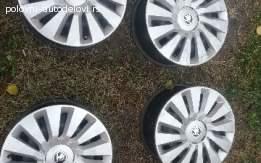 Orginalne ratkapne skoda