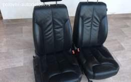 Passat B6 kožna sedišta