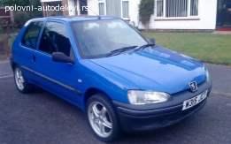 Peugeot 106 kompletan auto u delovima
