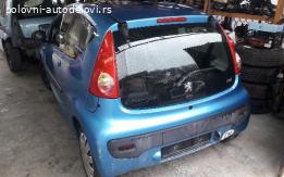 Peugeot 107 polovni delovi