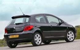 Peugeot 307 komplean auto u delovima