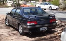 Peugeot 405 kompletan auto u delovima