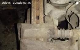 Peugeot 407 Sape sa 2 klipa