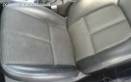 Peugeot 407 Sedišta