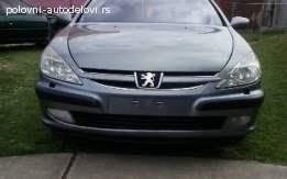 Peugeot 607 Delovi