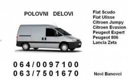 Peugeot 806 Peugeot Expert