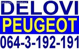 Peugeot DELOVI 106 205 309 405 605 806 Boxer