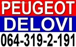 Peugeot DELOVI Pežo 106 206 306 307 406 Partner Peugeot