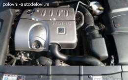 Pezo 607 2.2 hdi Motor
