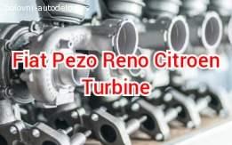 Pezo Citroen Turbine