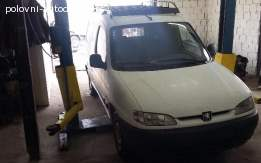 Pezo Partner Peugeot DELOVI