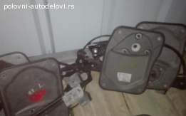 Podizači stakla Škoda Fabia 2
