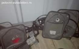 Podizači stakla Škoda Praktik