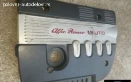 Poklopac motora za Alfu 156 1.9JTD