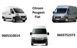 Polovni Citroen Peugeot Fiat delovi