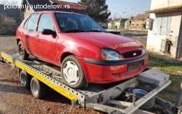 Polovni delovi Ford Fiesta mk4 restayling 2002.god