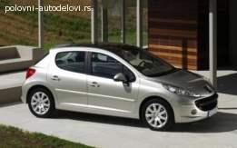 Polovni delovi Peugeot 207
