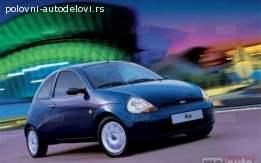 Polovni delovi za Forda KA