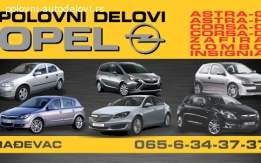 Opel auto otpad Radjevac