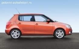 Polustranica Škoda Fabia 2