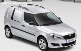 Polustranica Škoda Praktik