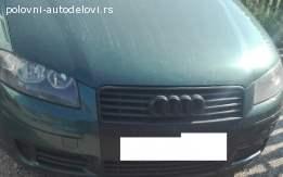 Prednji branik Audi A3