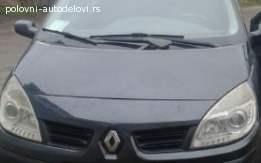 Prednji branik Renault Scenic