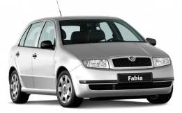 Prednji branik Škoda Fabia 1