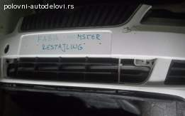Prednji branik Škoda Fabia 2 restyling