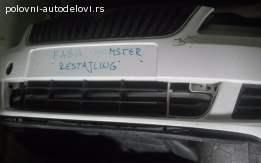 Prednji branik Škoda Roomster restyling