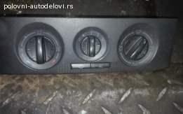 Prekidač grejanja i klime Škoda Fabia 1