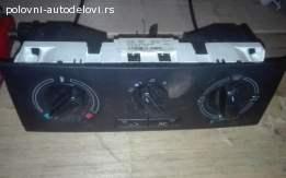 Prekidač grejanja i klime Škoda Fabia 2