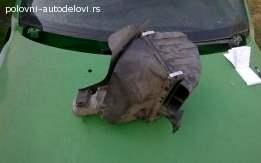 Prodajem kućište filtera vazduha za Audi A4 B5 1,8 benzin!
