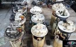 Pumpa u rezervoaru za Alfu 147-156