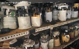 Pumpe u rezervoaru za Peugeot 208